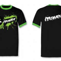 Тениска Maver 'Swirl'